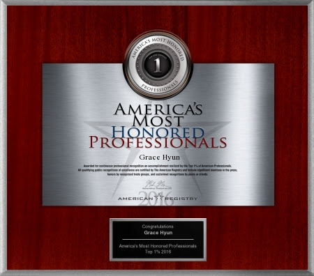America's Mos Honored Professionals 2016