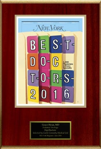 New York Best Doctors 2016
