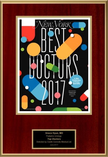 New York Best Doctors 2017